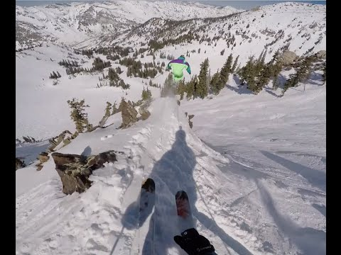 Austin Bourret - Snowbird Midseason '16