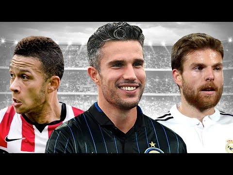 Video: Transfer Talk | Robin van Persie to Inter Milan?