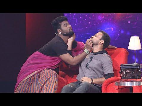 Nayika Nayakan l Dain's 'Spadikam' performance I Mazhavil Manorama