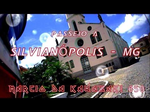 SILVIANÓPOLIS-MG - MARCIO DA KAWASAKI 650