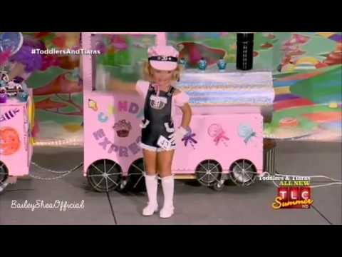 Toddlers and Tiaras S06 E02 - California Tropic: Sugar & Spice (Bailey's Candy Express!)