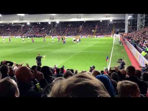 MATCH REACTION: Crystal Palace 0-1 Tottenham Hotspur   Selhurst Park   Away Days   #TOTCRY   #COYS  