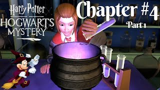 Harry Potter Hogwarts Mystery Chapter#4 Part 1: Potions Class | Year 1