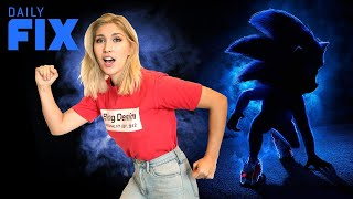 Sonic's New Movie Look Teased - IGN Daily Fix by IGN