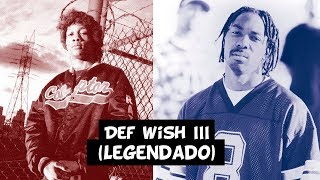 MC Eiht - Def Wish III (Diss DJ Quik) [Legendado]