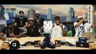 G-Unit, 50 Cent, Snoop entrevista no GGN (Legendado)