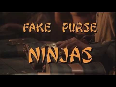FAKE PURSE NINJAS (Bowfinger) 720p