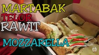 Video Martabak RAWIT  Mozzarella vs Martabak Coffee Espresso Dahsyat!  ft Ruben Ganteng MP3, 3GP, MP4, WEBM, AVI, FLV November 2017