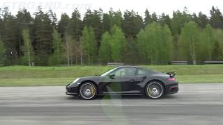 EVERYTHING vs 580 HP Porsche 991 Turbo S FACELIFT Mk II ▻ Subscribe here: http://goo.gl/IkIKxo...