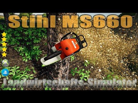 Stihl MS660 v1.0.0.0