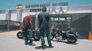 #1 Inventory of New Harleys in World