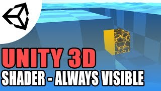 We create a sweet little 2 pass shader to make our object always visible!The water shader used: https://www.assetstore.unity3d.com/en/#!/content/79255?aid=1011lK8LCome hang out on discord!https://discord.gg/cpfhqNCLearn about unity and game design with this playlist:https://goo.gl/I04s9SDo you have a special video request?Try contacting me via Facebook!https://www.facebook.com/N3ken/I'm sharing all I know about unity and game design for free if you wish to support me, click this link to pledge to my Patreon campaign! It also comes in with rewards :)https://www.patreon.com/N3K?ty=hAre you in trouble with some tight deadlines, or would you just like to hire someone to create your application or game? Check out the services I offer!http://www.n3k.ca/servicesTune in the live stream! Here I work on Unity projects, play games or help you debug your games!https://www.twitch.tv/n3rkmindDo you make Youtube tutorials? Sign up under Freedom to monetize your videos! The best part is, you can leave at any time!https://www.freedom.tm/via/N3rkmind- - - - - - - - - - - - - - - - - - - - - - - - - - - - - - - - - - - - - - - - - - -N3K EN is a free of charge education channel that provides Unity 5 tutorial to help you learn to code in c# while making games- - - - - - - - - - - - - - - - - - - - - - - - - - - - - - - - - - - - - - - - - - -Do you need some ideas?Try out our Unity Training playlist!(Newest) Glide, Mobile game Tutorial: https://goo.gl/45ycLcMultiplayer Checkers Tutorial: https://goo.gl/RjqPkR2.5D Platformer Tutorial (Noob friendly!): https://goo.gl/m2S3QHUnity Mobile Game (Roller Ball): https://goo.gl/x3gwunEndless Runner: https://goo.gl/JTjQO5Chess Game: https://goo.gl/8blshXThe Tower Mobile Game: https://goo.gl/EZ1EaKBeginner : https://goo.gl/4DXx18Intermediate : https://goo.gl/jMHhvCAdvanced : https://goo.gl/dvGIDT