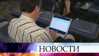 Великобритания ввела запрет напровоз электронных устройств на борту самолета.