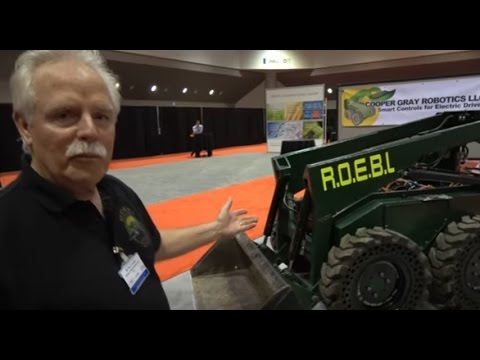 The latest in Agricultural Robots by Cooper Gray Robotics