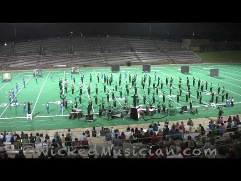 Hightower Marching Band - Region 13 UIL 2009