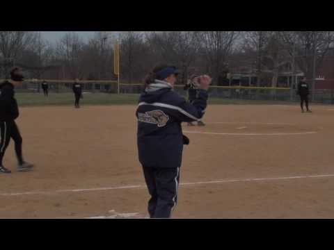 Image of Gallaudet Softball