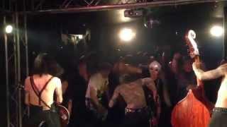 Takaoka Japan  City pictures : Mad Mongols at clover hall Takaoka Japan /Bat Cave Wreckin. May 24,2015 .2