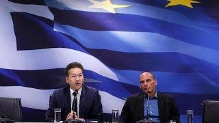 Yunanistan'ın Troyka çıkışı acil toplantıyı beraberinde getirdi