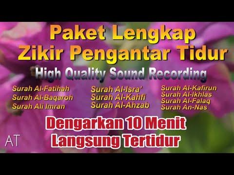 Untuk Yang Gelisah Diwaktu Malam.. Susah Tidur, Al-Qur'an Pengantar tidur, Rukyah Syariah #03