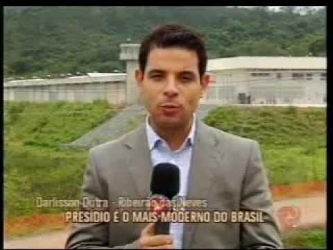 SEDS MG: Inaugurado em Ribeirão das Neves o presídio construído por meio de parceria PPP
