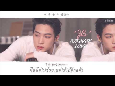 (THAISUB/KARAOKE)  Forever Love - JB (Ost.Dream Knight)