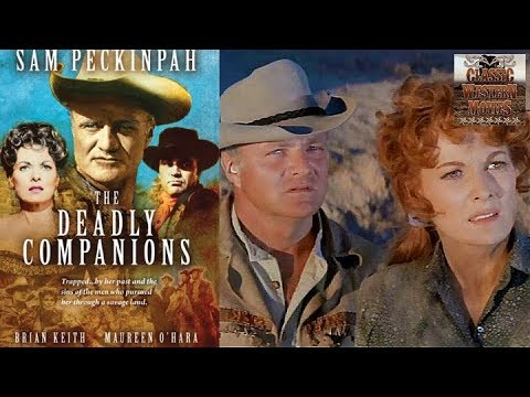 The Deadly Companions | 1961 | Full Movie