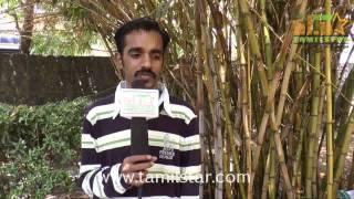 Darbuka Siva at Rajathandhiram Movie Press Show