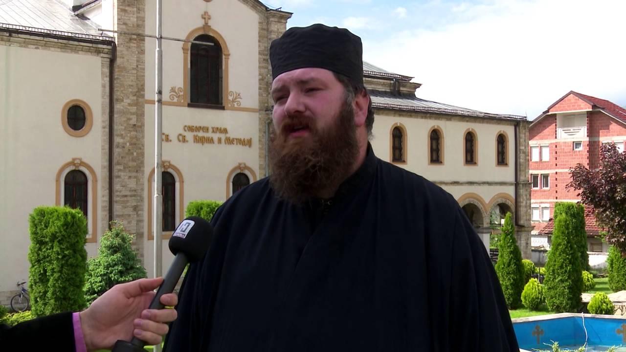 Свештеник Александар Стојановски – Линк Тетово