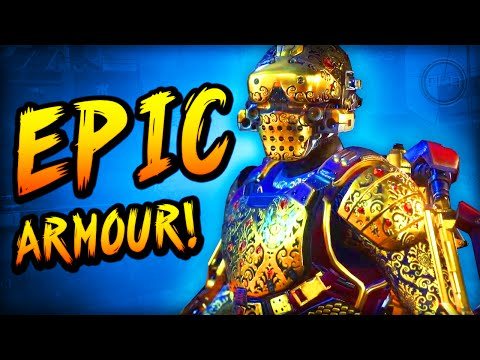 call of duty advanced warfare epic exo armour!