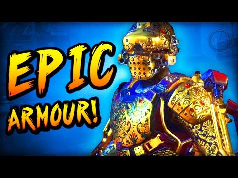 call of duty advanced warfare epic exo armour!