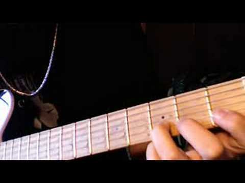 Learn the notes on the guitar fretboard. Part 3 of 3