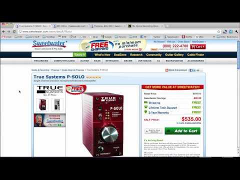 Intro Preamps – HomeStudioCorner.com