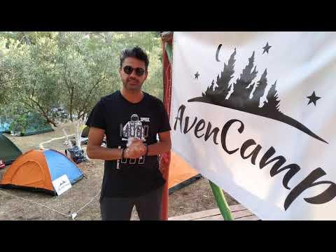 Aven Camp - Çadırlı Gençlik Kampı Turları