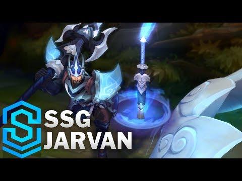 SSG Jarvan IV