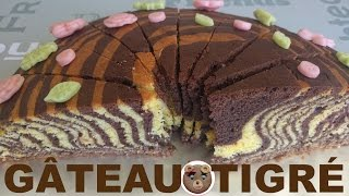 Un Zebra Cake à dévorer!