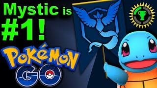 Game Theory: Why Team Mystic DOMINATES Pokemon GO