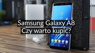 Samsung Galaxy A8 (2018): Czy warto kupić? Test świetnie wykonanego