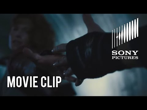 Resident Evil: The Final Chapter (Clip 'Someone Watching Us')