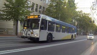 Tri-Met Line 47 Timelapse (Bus 2926)