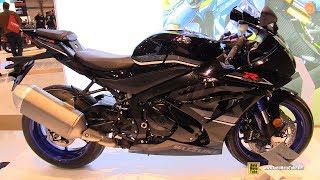 7. 2018 Suzuki GSX R1000R - Walkaround - 2017 EICMA Milan Motorcycle Exhibition
