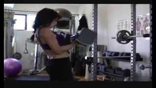 Sharon Workout March 22 2012