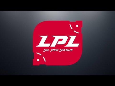 LPL Spring 2017 - Week 7 Day 2: RNG vs. QG | EDG vs. IM (видео)