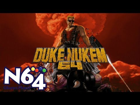 Duke Nukem 64 Nintendo 64