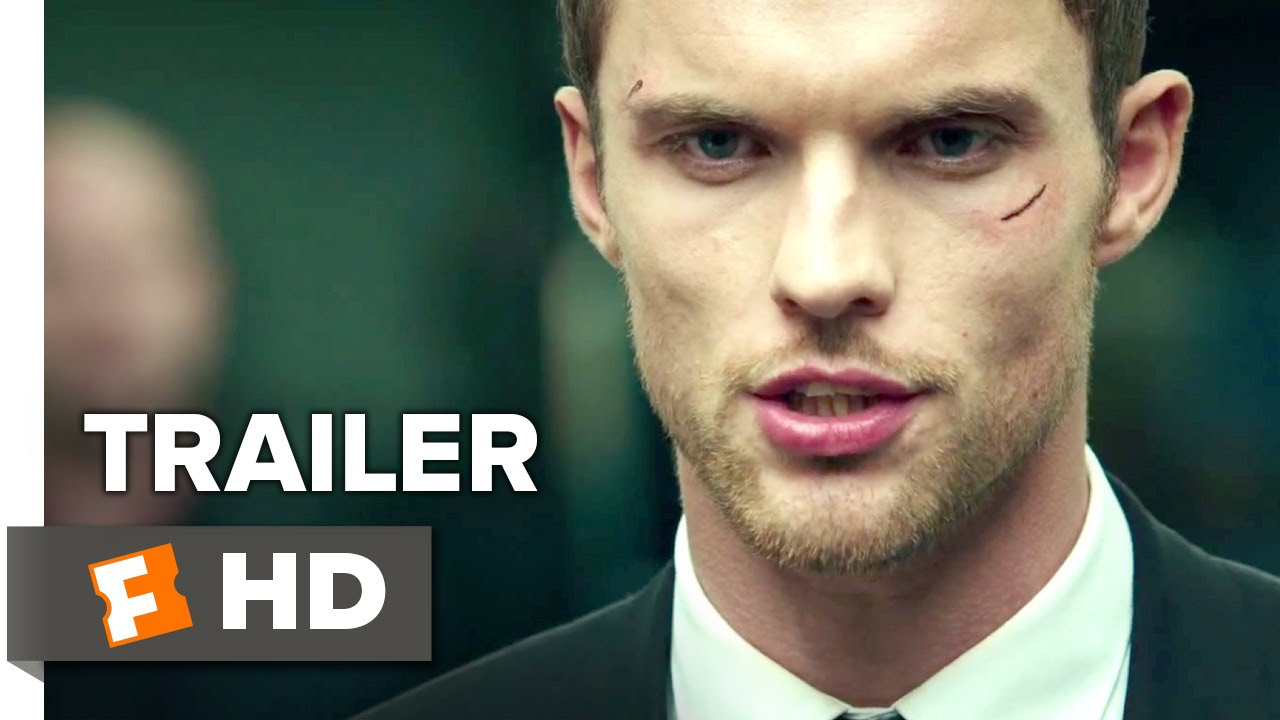 Watch: 'The Transporter Refueled' [Trailer #3] Ed Skrein is the New Frank Martin
