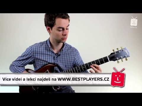 Kytarová škola – BESTPLAYERS.CZ – ( Satriani )