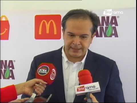 Mcdonald's incluye Wanabana en cajita feliz Snack Saludable 100% Ecuatoriana