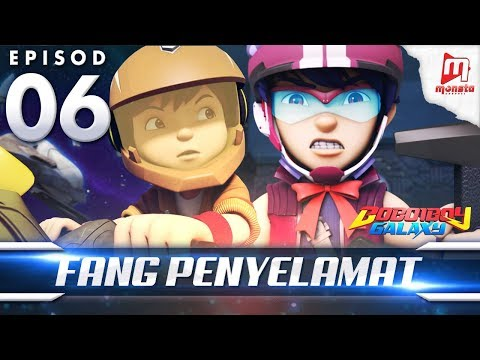 Download Video BoBoiBoy Galaxy EP06 | Fang Pelengkap Pasukan