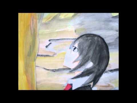 広島市立大州中学校美術部制作「涙の記憶」