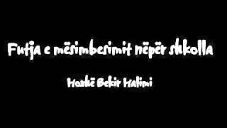 Futja e mësimbesimit nëpër shkolla - Hoxhë Bekir Halimi