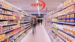 Cefla Shopfitting arreda Sigma Imola